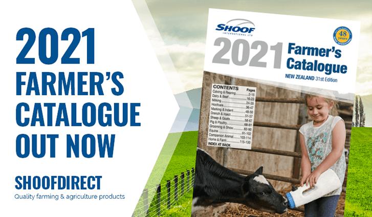 NZ Farmers Catalogue