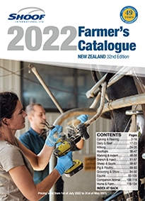 Shoof Farmers Catalogue